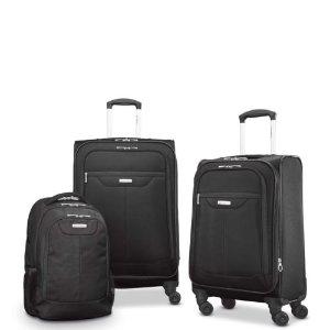 行李箱背包3件套