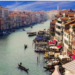 $297起 感受水城的异域风情纽约--意大利威尼斯 往返机票低价