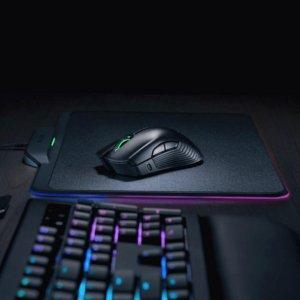 Razer Mamba HyperFlux Wireless Gaming Mouse & Mouse Pad