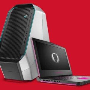 最高立减$900Dell 官网游戏笔记本, 台式机促销