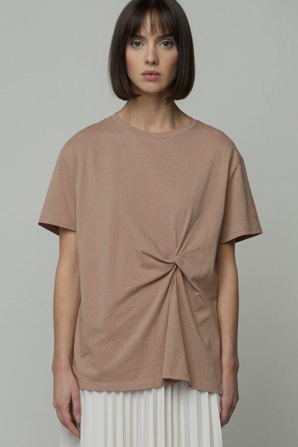 纯色T恤 3色选 4296