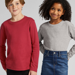 As low as $1.9Uniqlo Kids Ends of Season Clearance