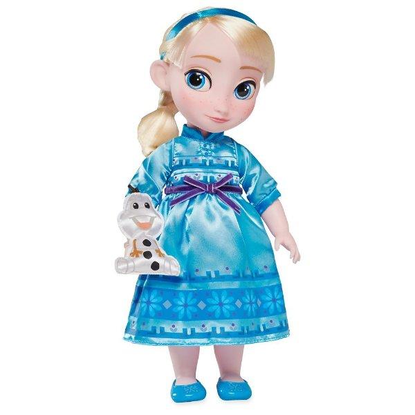 Elsa 娃娃