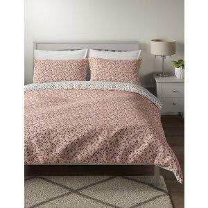 Marks&Spencer棉混纺碎花床上用品套装