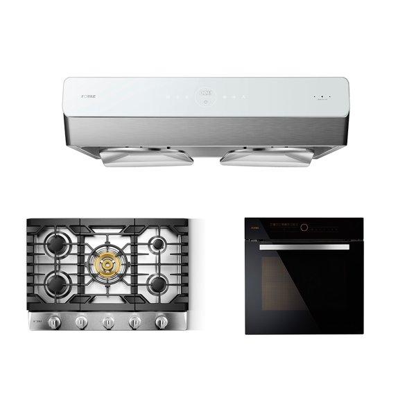 Pixie Air™ UQG3002 + Tri-Ring GLS30501 + KSG7003A
