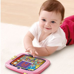 $13VTech Light-Up Baby Touch Tablet Pink