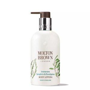 Molton Brown身体乳Immersive Samphire