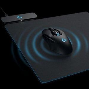 现价£79.99(原价£109.99)手慢无:Logitech 罗技 Powerplay 无线充电板