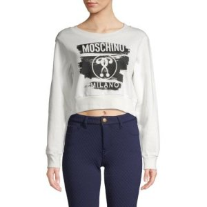 Moschino短款上衣
