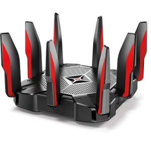 $217.48 旗舰级游戏路由器TP-Link ARCHER C5400X AC5400 无线路由器