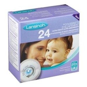 Lansinoh 防溢乳垫24片