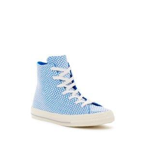 75eea38b152 ConverseChuck Taylor All Star Gemma Scaled Leather High Top Sneaker (Women)