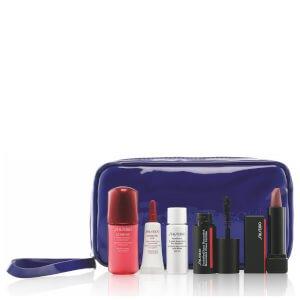 7.2折起+送封面大礼包Shiseido 全线大促 红腰子精华套装、蓝胖子等超划算