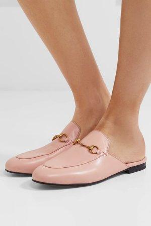 Gucci  Princetown 拖鞋