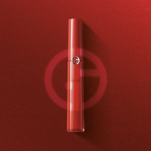 6折最后一天:Giorgio Armani 部分唇部产品促销 收红管405、200