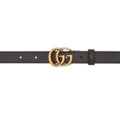 £240即可收入囊中 三色可选Gucci 经典双G扣腰带 码全上新 手慢无!