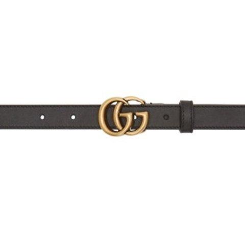 定价优势 £240收经典封面款补货:Gucci 腰带专区热卖 经典双G腰带款式码数全快冲