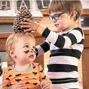 From $9.71Kids Halloween Pajamas Sale @ Burt's Bees Baby