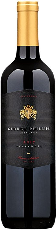 2017 George Phillips 黑莓红葡萄酒