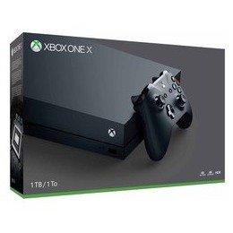 $519.2 (原价$649) 回国可退税Xbox One X 1TB 最新款 游戏主机 热卖