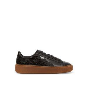 PumaBasket 厚底运动鞋