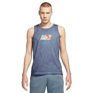 NikeDri-FIT Cotton Tee Spring BRK Tank