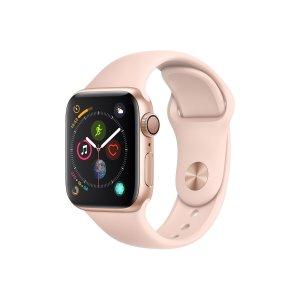 $369 (原价$399)Apple Watch Series 4 GPS 40mm 智能手表
