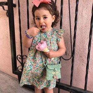 4折起+额外8折 £52收纯棉卫衣Bonpoint 法国精致低调的童装品牌 闪现折上折