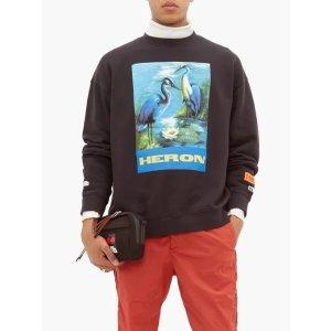 Heron Preston卫衣