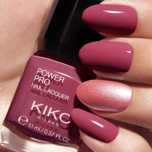 Kiko最热门的指甲油系列!45种颜色!指甲油 Power Pro系列