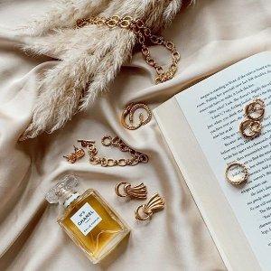 低至5折 £42收玫瑰金珍珠耳坠Astrid & Miyu 耳饰专区夏日大促 韩风超流行珍珠款来袭