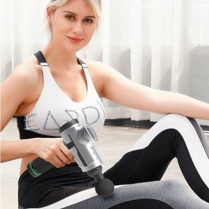 ¥465(原价¥799)这就是街舞同款英尔健 筋膜枪肌肉放松器瘦腿电动冲击抢健身肌肉按摩枪