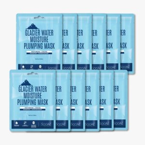 Glacier Water Moist Plumping Sheet Mask BOGO (24ea)