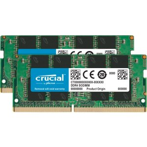 Crucial 32GB Kit (16GBx2) DDR4 2666 MT/s