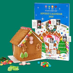 全场7折 糖果圣诞日历$10.5独家:Dylan's Candy Bar 高颜值糖果礼盒优惠热卖