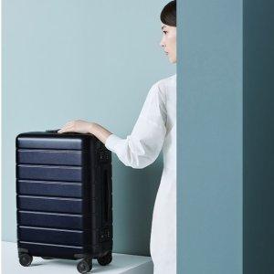 5.7折特价小米 90分框体旅行箱 20寸 国内售价599人民币