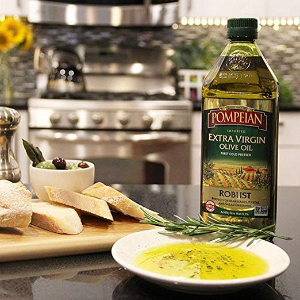 $11.38Pompeian Robust Extra Virgin Olive Oil, 68 Ounce