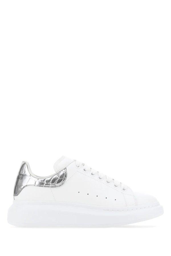 鳄鱼银尾小白鞋
