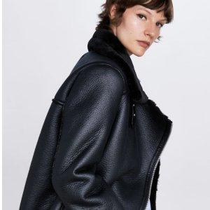 Zara 折扣区服饰再开启 $17收毛衣