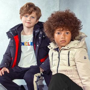 仅4.34折 外套$180.11起 卫裤$84.64Moncler  儿童多款服饰优惠 有大童码 码较全