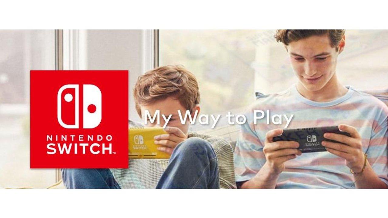 外媒曝料丨新款 Nintendo Switch 或将于明年问世 性能升级、支持4K?