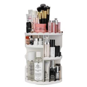 $25.99(原价$32.99)LIFU 360度可旋转化妆品收纳盒热卖 让你化妆不再像打仗