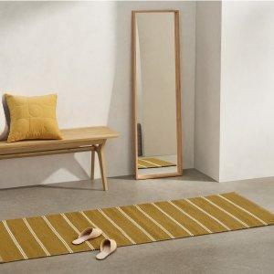 Made6.5折,80%羊毛地毯 70*200 cm