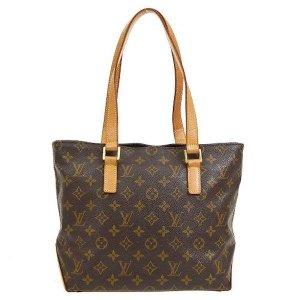 Louis Vuitton老花托特包