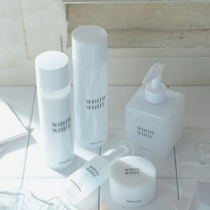 Last Day: 60% Off WHITH WHITE Skincare Products @ Amazon