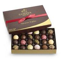 Godiva 巧克力礼盒套装 24块装