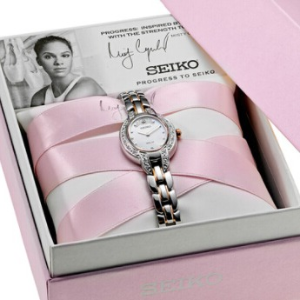 $149Seiko Women's Tressia Misty Copeland Watch  Model: SUP327