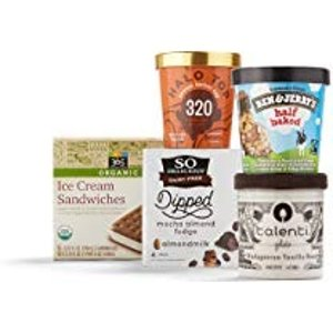 35% offWhole Foods Market Ice Cream on Sale for Prime Members
