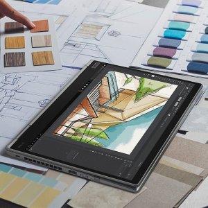 $1358起, 铝合金机身+三维大幅收缩ThinkPad X1 Yoga 第4代 新品8.8折+独家返现