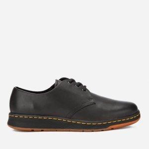 Dr. Martens皮质休闲鞋
